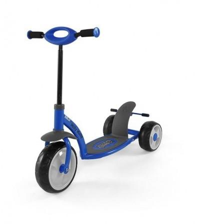 Trottinette 3 roues / Tricycle 2 en 1 pour enfant Crazy